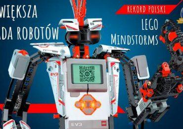 Leżajsk: Największa w Polsce parada robotów z kloców LEGO
