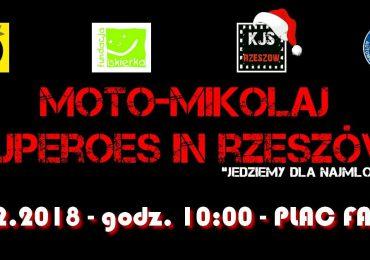 """W niedzielę w Rzeszowie  """"Moto Mikołaj Super OES Rzeszów"""""""