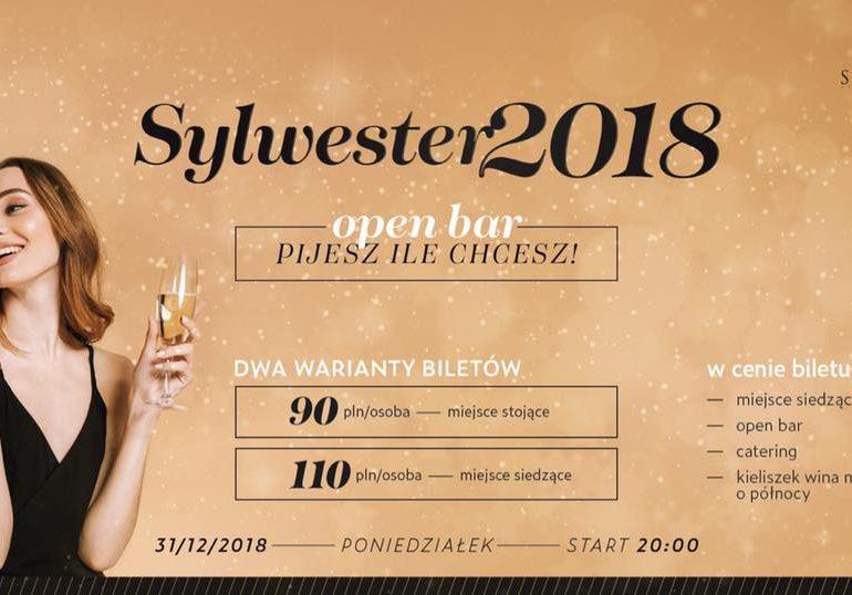 Sylwester 2018 - bilety od 90 zł
