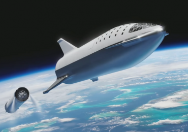 Elon Musk pokazał prototyp marsjańskiego statku. SpaceX przetestuje go szybciej, niż się spodziewano