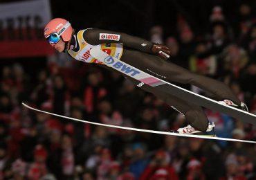 Dawid Kubacki trzeci w Oberstdorfie!