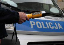 Jarosław: Miał trzy promile, wjechał do rowu. 34-latek został zatrzymany dzięki reakcji świadków