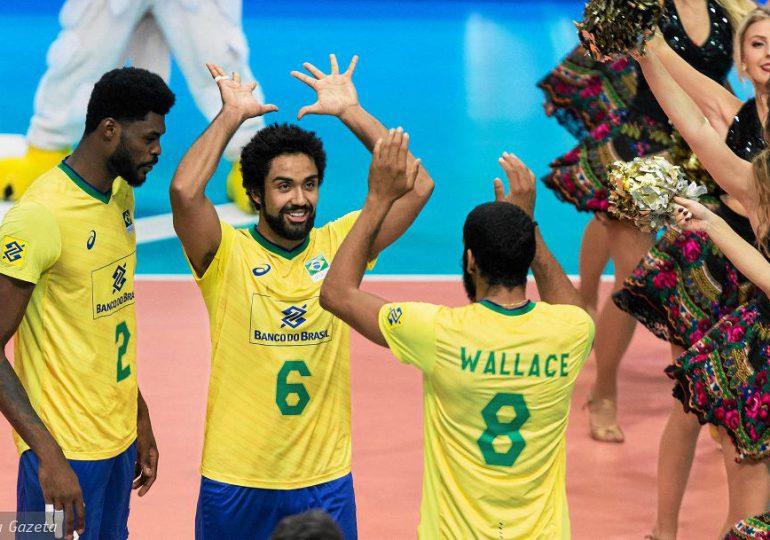 """Brazylia """"odjechała"""" Polakom. Pierwsza porażka mistrzów świata w Lidze Narodów!"""