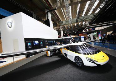 Startup twórcy Google'a, budujący latające auta, będzie pracował z Boeingiem
