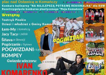 Sanok, Komańcza: XXIV Spotkań Przygranicznych Polski i Słowacji