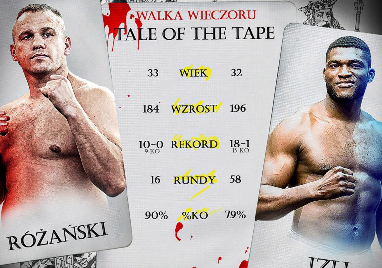 """Rzeszów: Gala boksu na Miejskim. Różański kontra """"Izu"""". To będzie wojna na pięści"""