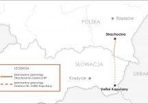 Rusza budowa gazociągu Polska-Słowacja. Rozpocznie się w Strachocinie a polski odcinek skończy na granicy państwowej ze Słowacją