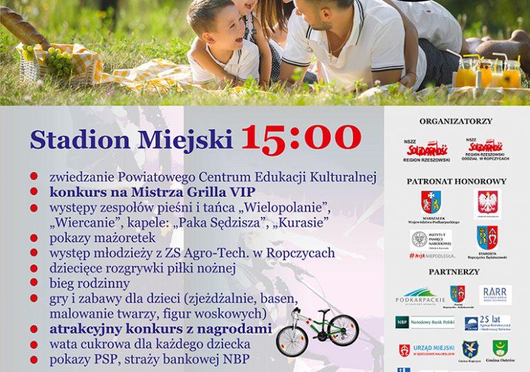 Ropczyce: W sobotę Piknik Wolności i Solidarności. Gwiazdą zespół KSU!