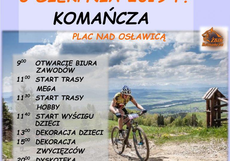 Sanok, Komańcza: XIII Maraton MTB Tropami Żbików i XIX Transgraniczny Wyścig Rowerów Górskich