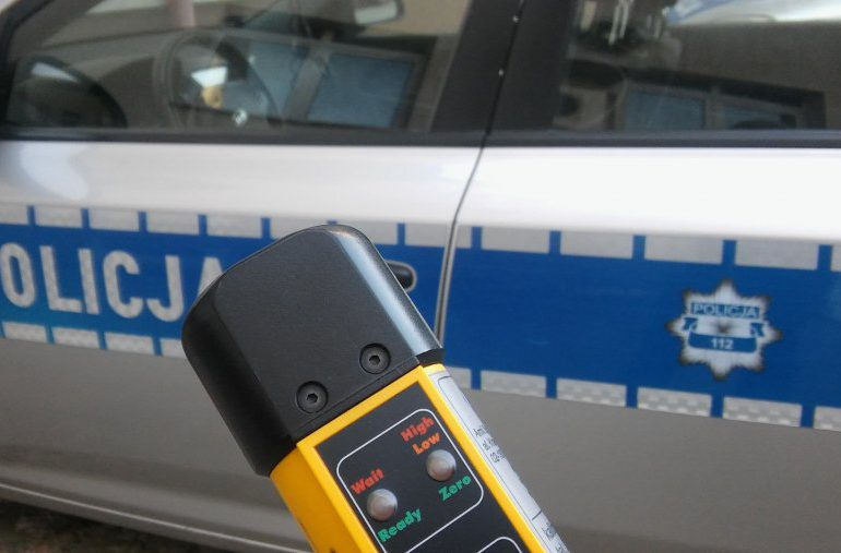 Dębica: Policjanci zatrzymali pijanego kierowcę