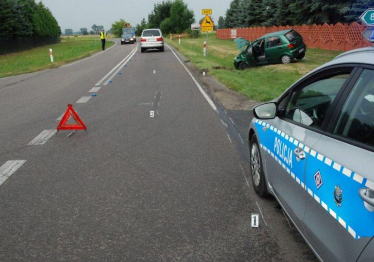 Jarosław: Zderzenie pojazdów. Dwie osoby z obrażeniami
