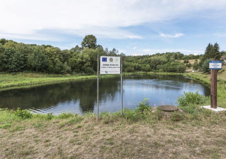 Mielec: Wielkie dofinansowanie na budowę zbiorników retencyjnych