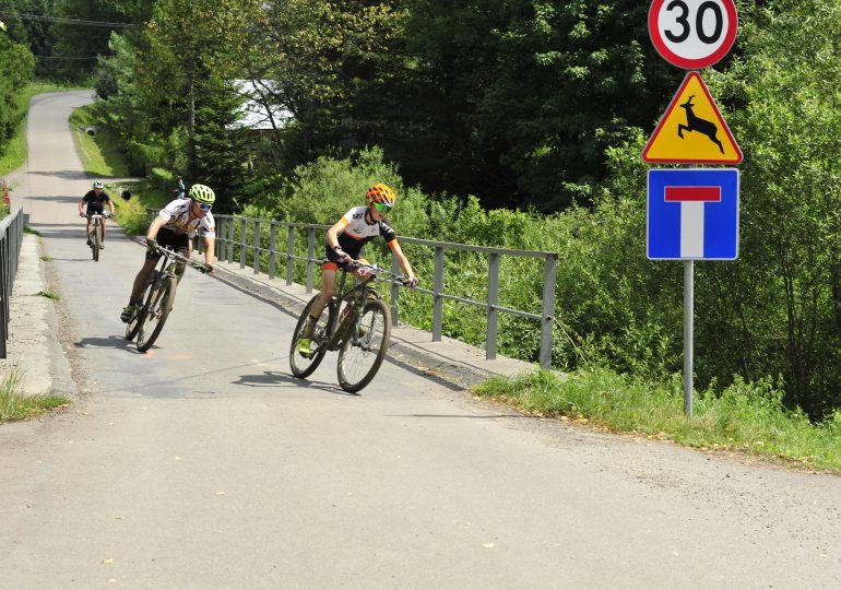 Sanok: Święto cyklistów w Komańczy [zdjęcia]
