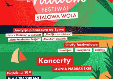 """Stalowa Wola: W najbliższy piątek i sobotę """"Lato z Radiem Festiwal"""" [przydatne informacje]"""