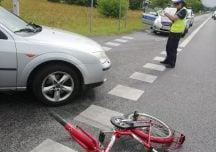 Nisko: Potrącenie rowerzystki