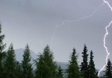 Tragedia w Tatrach po uderzeniu pioruna
