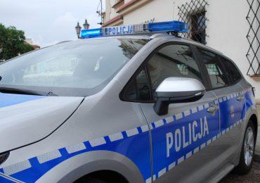 Brzozów: Policyjny pościg za kierowcą volkswagena