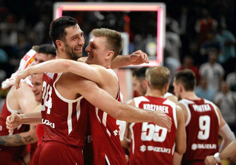 Awans polskich koszykarzy do kolejnej fazy MŚ! Z kim zagrają Polacy?