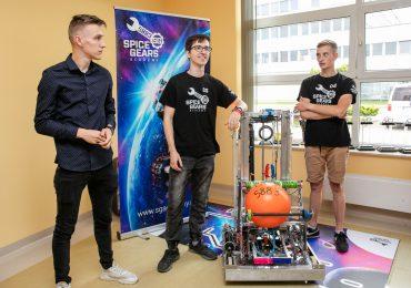 W Preinkubatorze Akademickim ruszyła szkoła robotyki - Spice Gears Academy