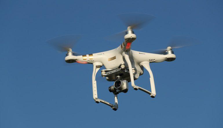 Roboty wlatują do miast. Na początek medyczny dron