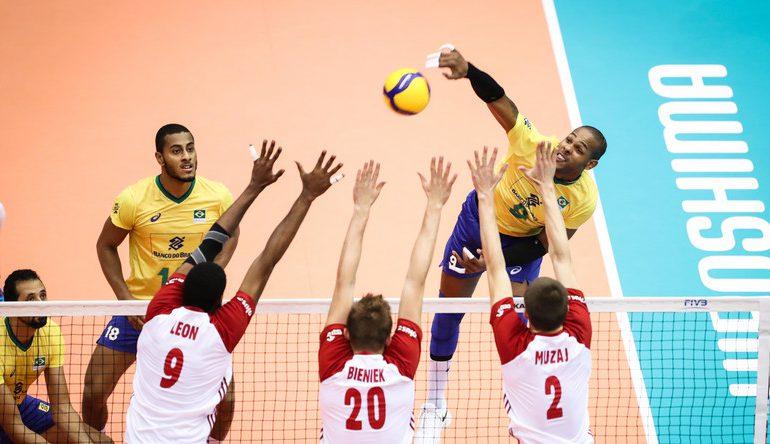 Sytuacja w tabeli PŚ po porażce z Brazylią. Mamy o co walczyć!
