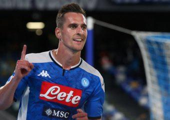 Arkadiusz Milik może zmienić klub, ale zostanie w Serie A! Ma zastąpić legendę