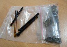 Nisko: Narkotyki schował pod tapicerką fotela BMW