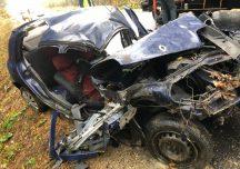 Nisko: W wypadku zginął kierowca renaulta