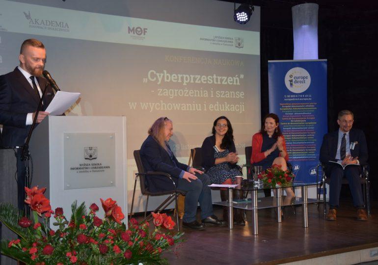"""Rzeszów: """"Cyberprzestrzeń – zagrożenia i szanse w wychowaniu i edukacji"""""""