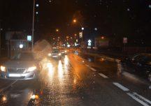 Krosno: Wypadek drogowy z udziałem pieszego
