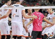 Jastrzębski Węgiel pokonał rosyjskiego giganta po horrorze w LM! Obronił pięć piłek meczowych