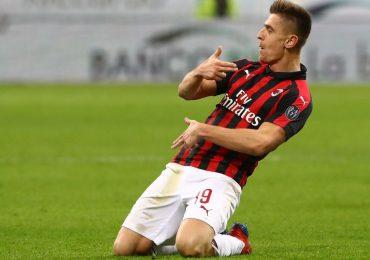 Agent Piątka spotkał się z zarządem Milanu. Będzie transfer w ostatniej chwili?