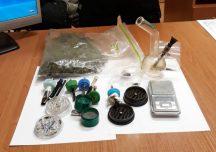 Jarosław: 18-latek odpowie za narkotyki