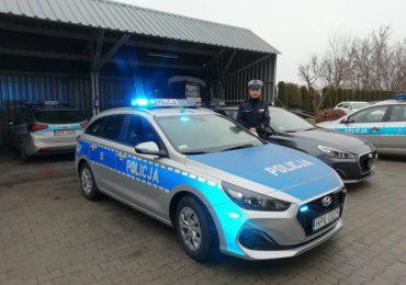 Kolbuszowa: Nowy radiowóz na drogach powiatu kolbuszowskiego