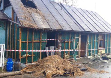Przeworsk: Tragiczny pożar w Kańczudze