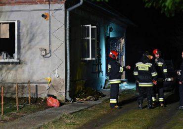 Przeworsk: Tragiczny pożar w Leżachowie