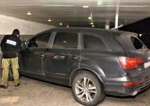 Jarosław: Na granicy państwa zatrzymano kolejne skradzione pojazdy