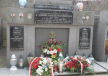 Jarosław: Rocznica śmierci dr. Andrzeja Tadeusza Mazurkiewicza [fotorelacja]