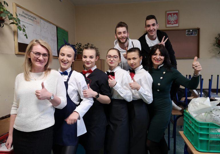 XXI Małopolski Konkurs Szkół Gastronomicznych [fotorelacja]