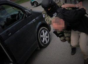 Przemyśl: Funkcjonariusze Bieszczadzkiego Oddziału SG rozbili międzynarodową grupę przestępczą