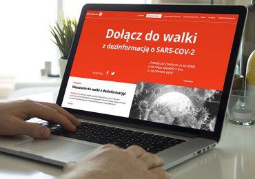 Polska: Startuje #Fakehunter – system do walki z infodemią