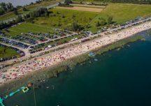 Tarnobrzeg: Otwarcie sezonu nad Jeziorem Tarnobrzeskim