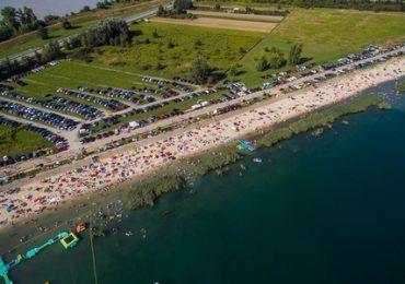 Tarnobrzeg: Plażowanie nad Jeziorem Tarnobrzeskim możliwe dopiero w przyszłym roku !