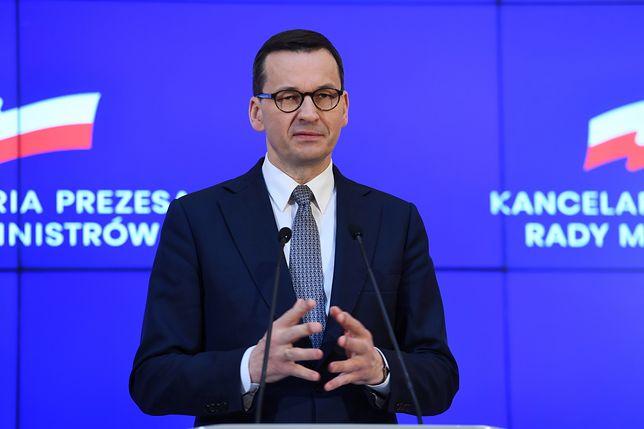 Polska: Od 20 kwietnia Rząd rozpoczyna program odmrażania gospodarki.