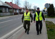 Nisko: Współpraca policjantów z żołnierzami