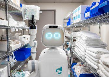 Technologia: Roboty pomogą lekarzom i pielęgniarkom