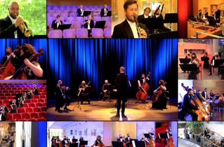 Kultura: Koncert Orkiestry Symfonicznej Filharmonii Podkarpackiej w TVP3 Rzeszów