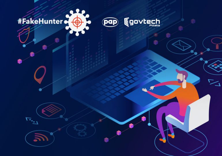 Polska: Oprogramowanie #FakeHunter udostępnione na zasadach otwartej licencji
