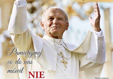 Jasło: 100. rocznica urodzin Jana Pawła II Honorowego Obywatela Miasta Jasła – przyłącz się do wspólnego świętowania