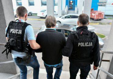 Dębica: Podpalacz z Grabin zatrzymany przez policję.